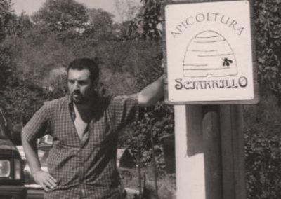 Alessandro Sciarillo - Apicoltore Mielizia