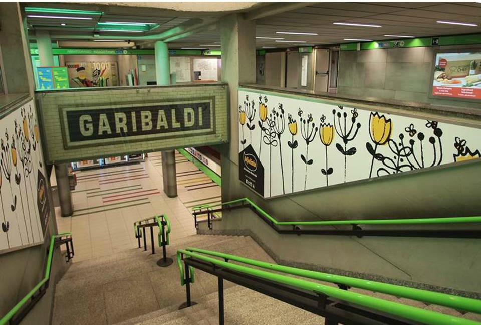 La stazione di porta garibaldi all 39 insegna della dolcezza - Stazione porta garibaldi indirizzo ...