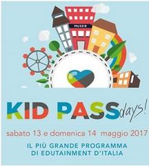 Kid Pass Days, Mielizia e #Archeoapi, insieme per un week end ricco di eventi