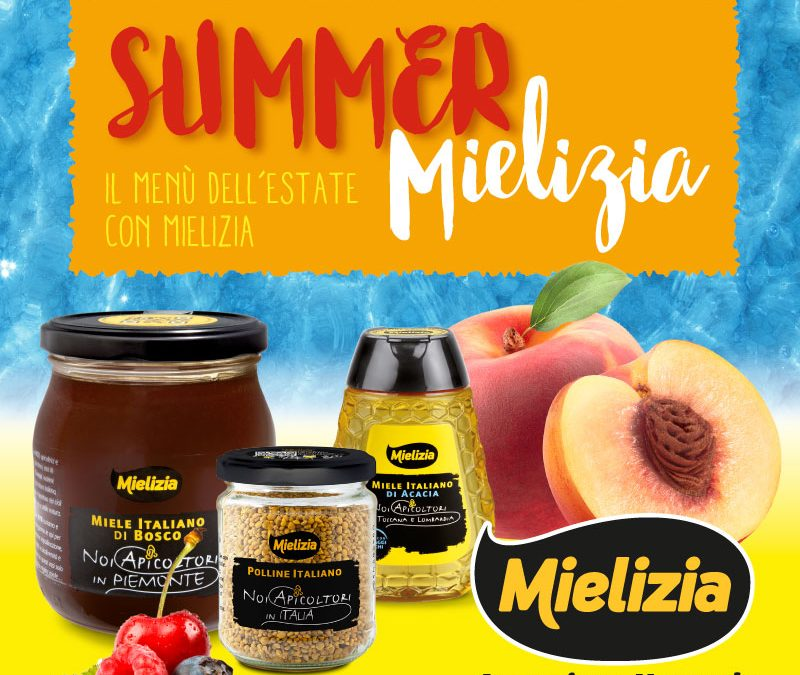 Summer Mielizia! Con il solstizio d'estate ha inizio il nuovo contest