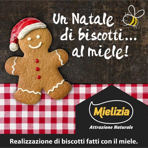 Il contest di Natale con i biscotti al miele!