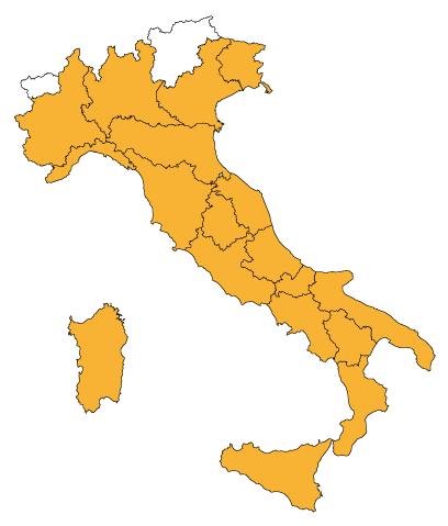Miele Millefiori in Italia