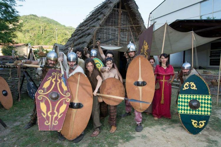 Miele per lo spirito e per la carne: duelli, tribalità e abitudini alimentari dei guerrieri celtici.