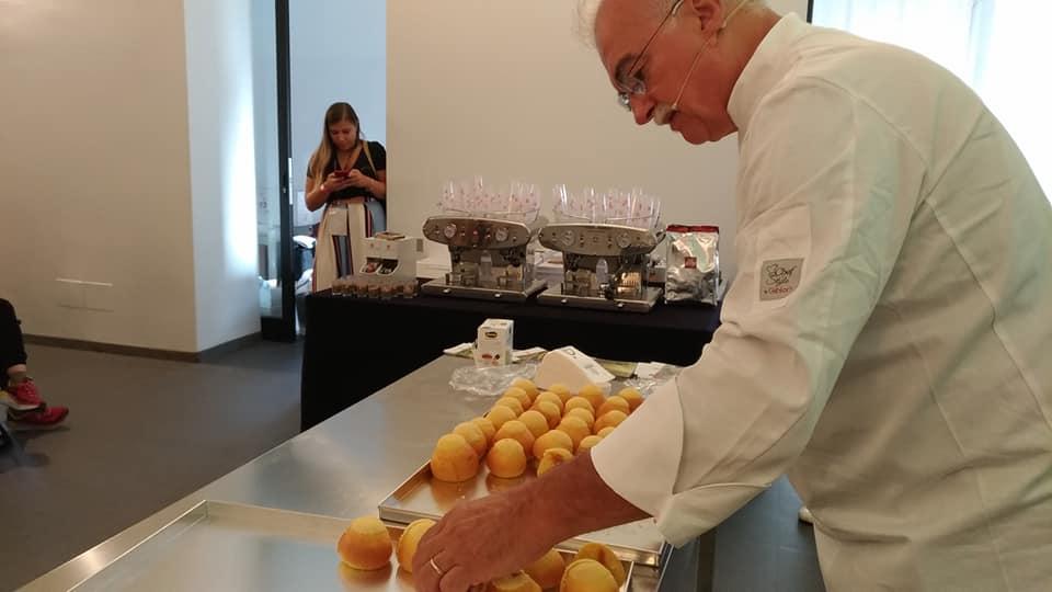 A lezione di pasticceria da Gino Fabbri
