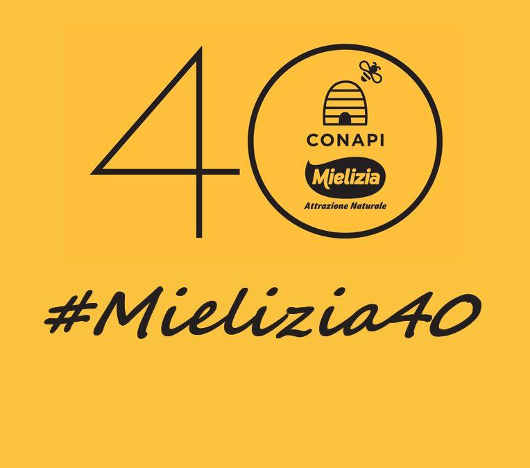 Mielizia compie 40 anni