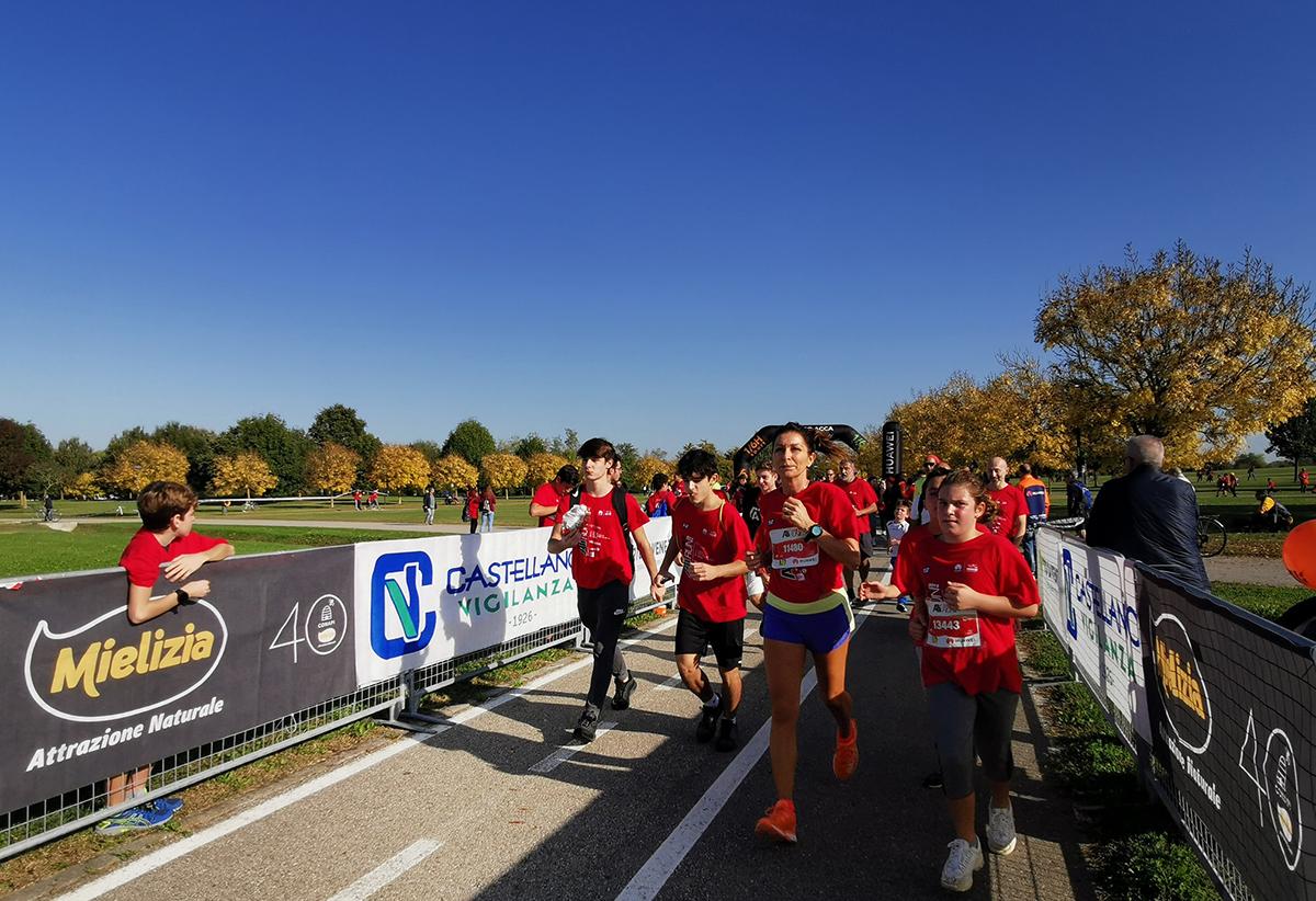 Alì Family Run 2019 - Huawei Venice Marathon - Mielizia