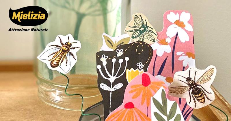 Racconti di Miele in Barattolo: Mielizia e il progetto creativo con Lucia Locatelli