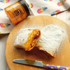 Ricetta - Strudel di pere e composta di albicocche Mielizia