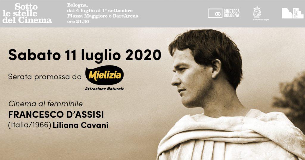 sotto le stelle del cinema 2020 bologna - mielizia