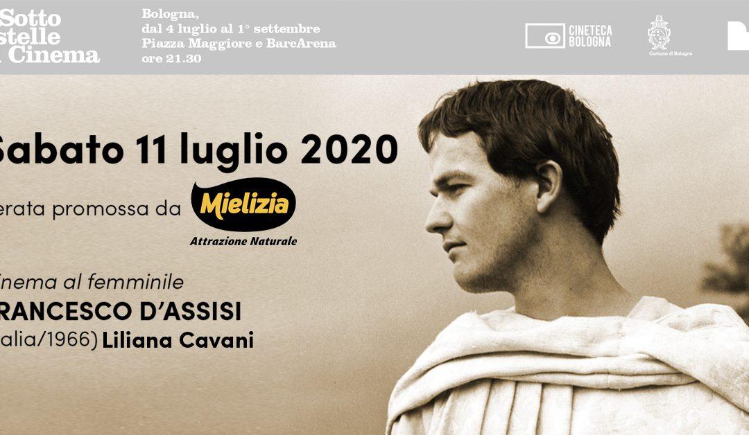 Mielizia e Cineteca di Bologna insieme per Sotto Le Stelle Del Cinema 2020