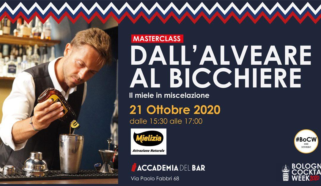 Mielizia alla 4° edizione della Bologna Cocktail Week 2020