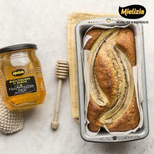 Ricetta - Banana bread al miele di acacia