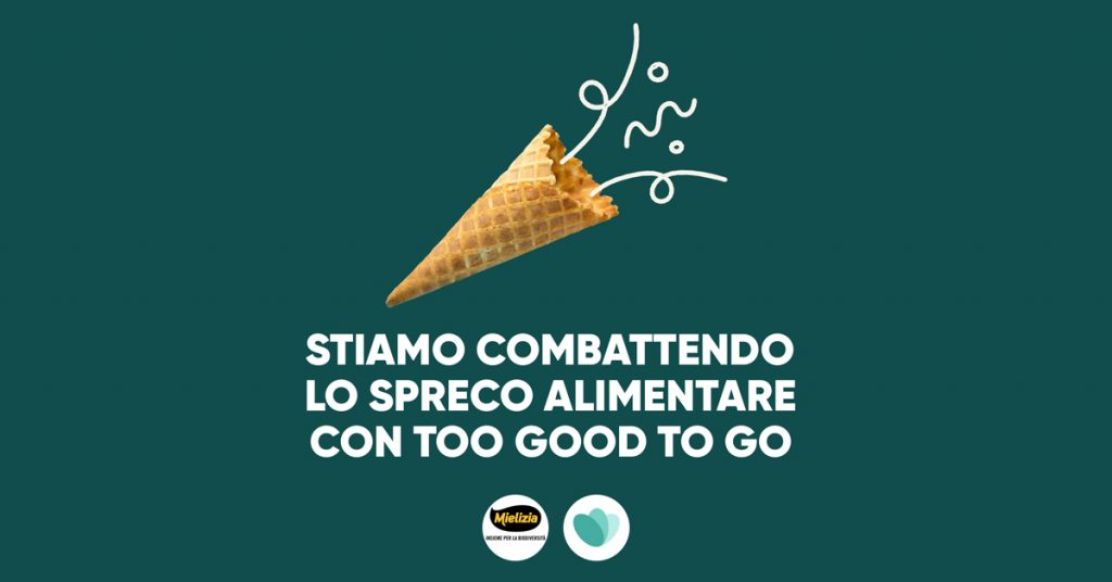 Mielizia Conapi ha aderito a Too Good To Go, app n.1 contro lo spreco alimentare