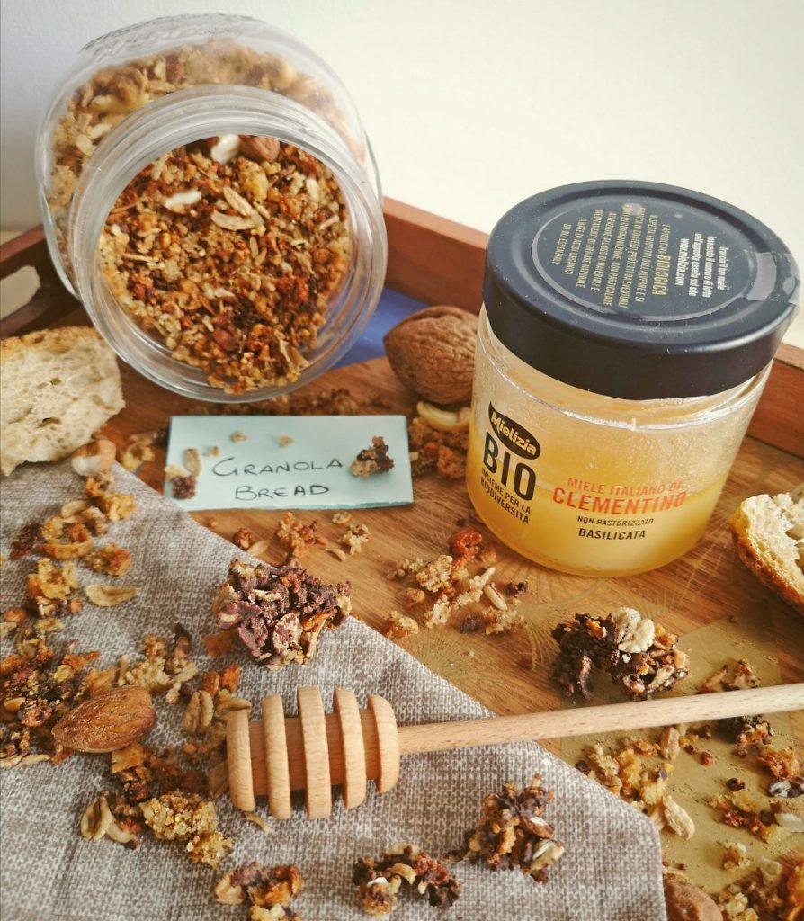 Granola bread, una ricetta per abbattere gli sprechi di cibo - Nutrizionista