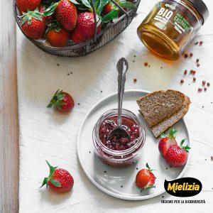 mielizia ricette - chutney fragole miele castagno