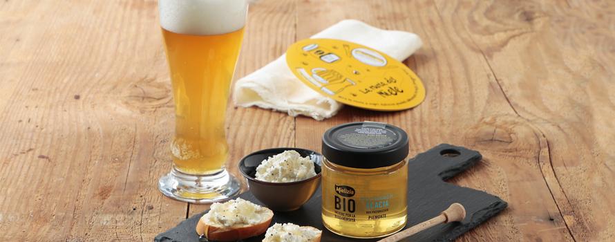 Birre, mieli e formaggi: gli abbinamenti ideali