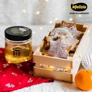 ricetta mielizia - biscotti morbidi alla zucca tahina miele